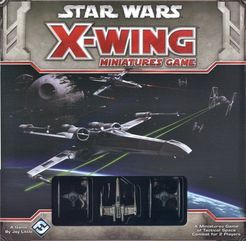 Star Wars: X-Wing Miniatures Game | Board Game | BoardGameGeek