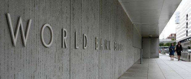 Dünya Bankası, bu yılki küresel büyüme beklentisini yüzde 3'ten yüzde 2,8'e düşürdü. / NTV