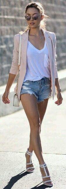 Pinterest: iamtaylorjess | Cute summer outfit