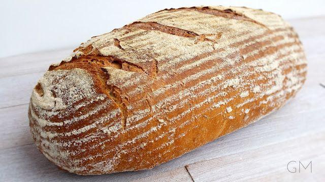 DOMA navařeno: Domácí kmínový chleba z droždí