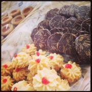 3種類のクッキー 3 Variety Cookies