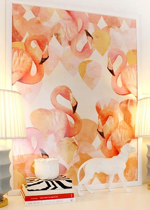 64 Best Flamingos Home Decor Images On Pinterest