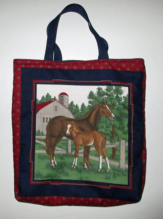 Check out this item in my Etsy shop https://www.etsy.com/listing/260459819/horse-tote-bag-horse-shopping-bags-horse