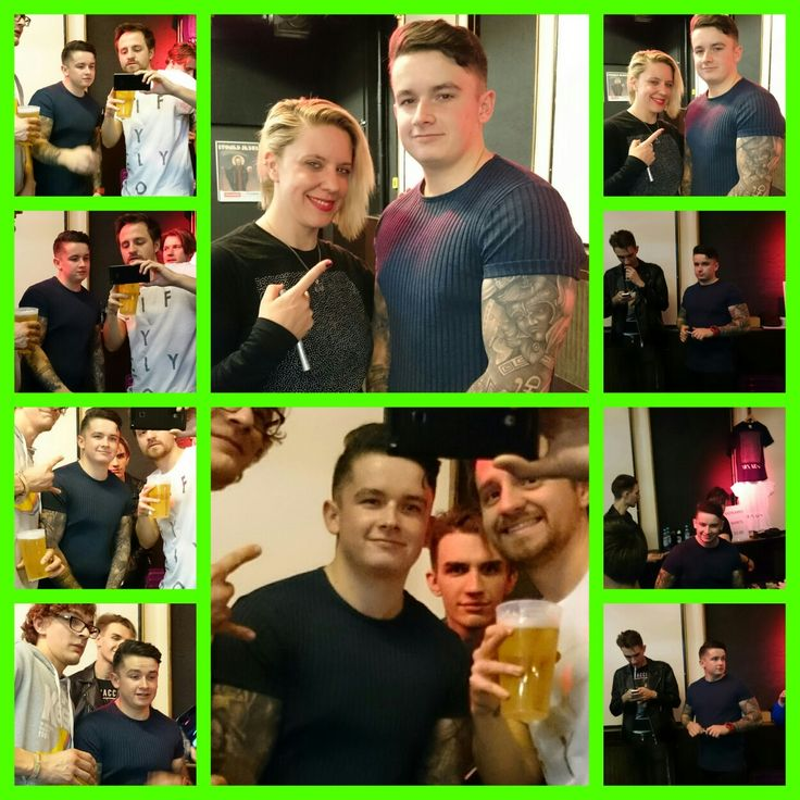 Last night in Munich! 🎉🤘Thx for the great show...(München, 07.11.2016)🇩🇪💖🇬🇧 @monarkstheband @paulhawkins_  #SweetLittlePauli #DrummerBoy #Monarks #Drummer #MonarksfriendsGermany #Germany💖Monarks
