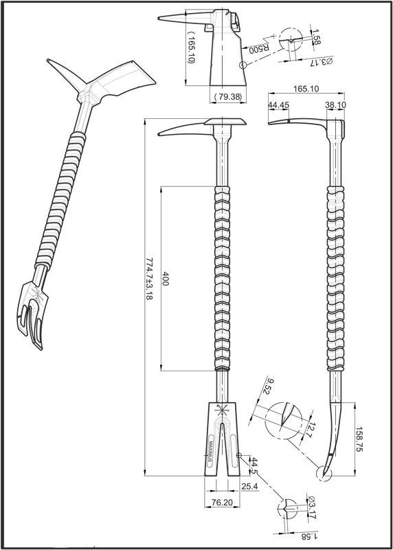 Лом в домашнем хозяйстве - опубликовано в Инструменты: мультитулы, рабочие ножи и т.п.: понадобился в домашнем хозяйстве... хм... лом, не лом... Инструмент, короче. Ранее пользовали взятый у соседа гвоздодёр, длиной 120 см. Вещица удобная. Как говорится  но душа желает чего-то не столь банального, как масштабированная маленькая фомка. Например:    Ручной инструмент Хулиган.  HOOLIGAN TOOL  Ручной инструмент Хулиган.Ручной инструмент  HOOLIGAN TOOL Ручной инструмент Хулига...