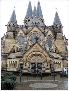 Iglesia Protestante Wiesbaden, Alemania