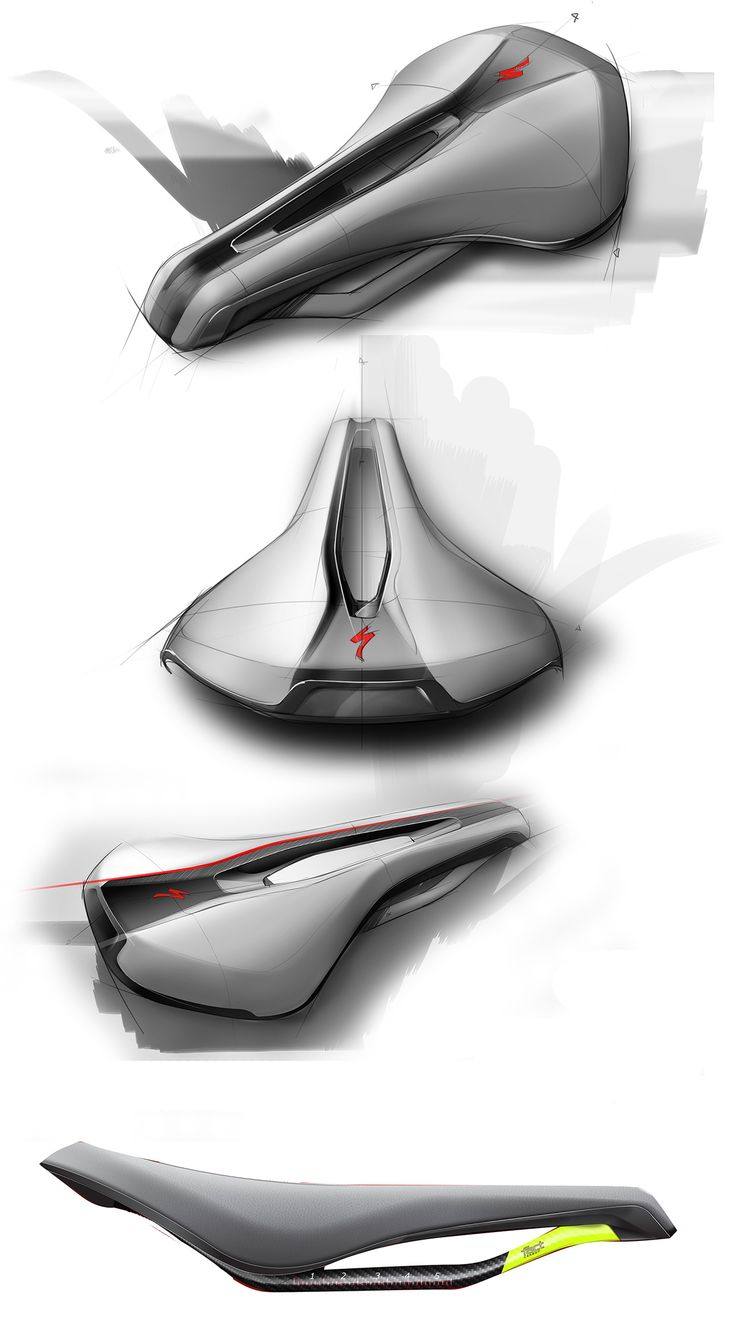 Specialized Power Saddle on Behance