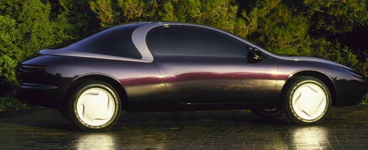 1990 Toyota Celica - concept model