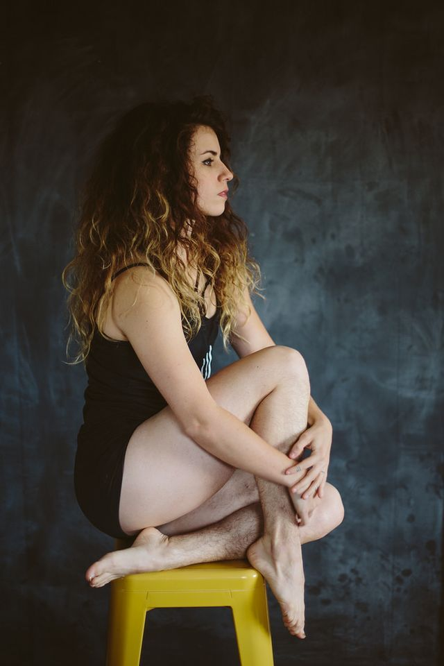 my hairy body: an exploration of personal and cultural