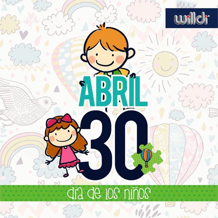 ☺Ven ya y aprovecha los súper descuentos que tenemos este mes, recuerda, abril 30 día del niño, vamos a celebrar!!❤
