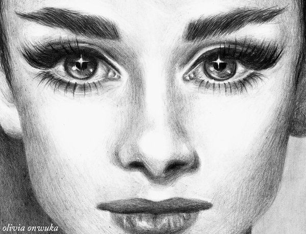 the 25 best audrey hepburn painting ideas on pinterest