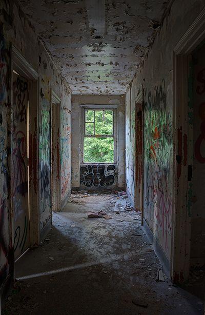 #abandoned #Ontario #camp30 #prisoner of war #urbex #explore