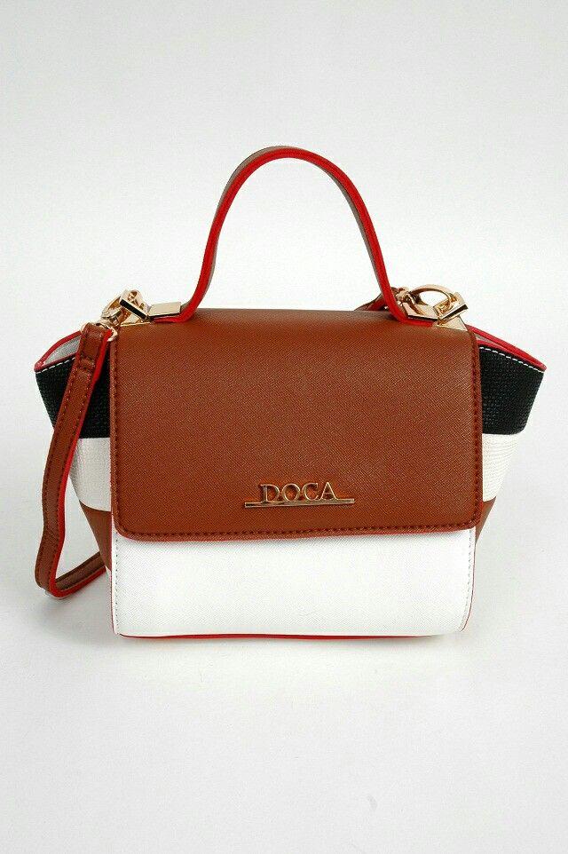 Mini bag de #doca. Una auténtica cucada. Ya disponible en www.bethesda.es