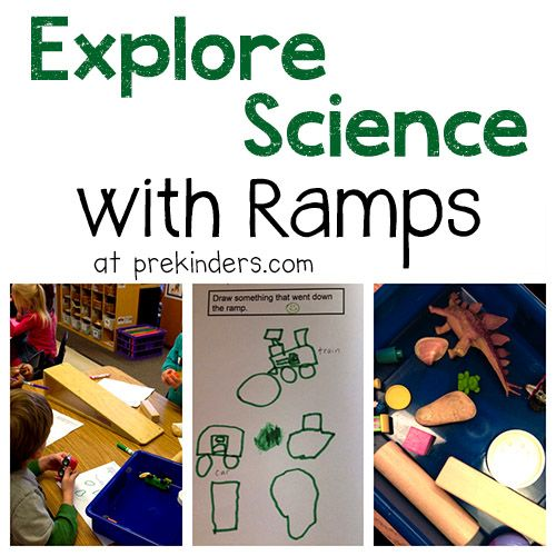 Exploring Ramps ≈≈