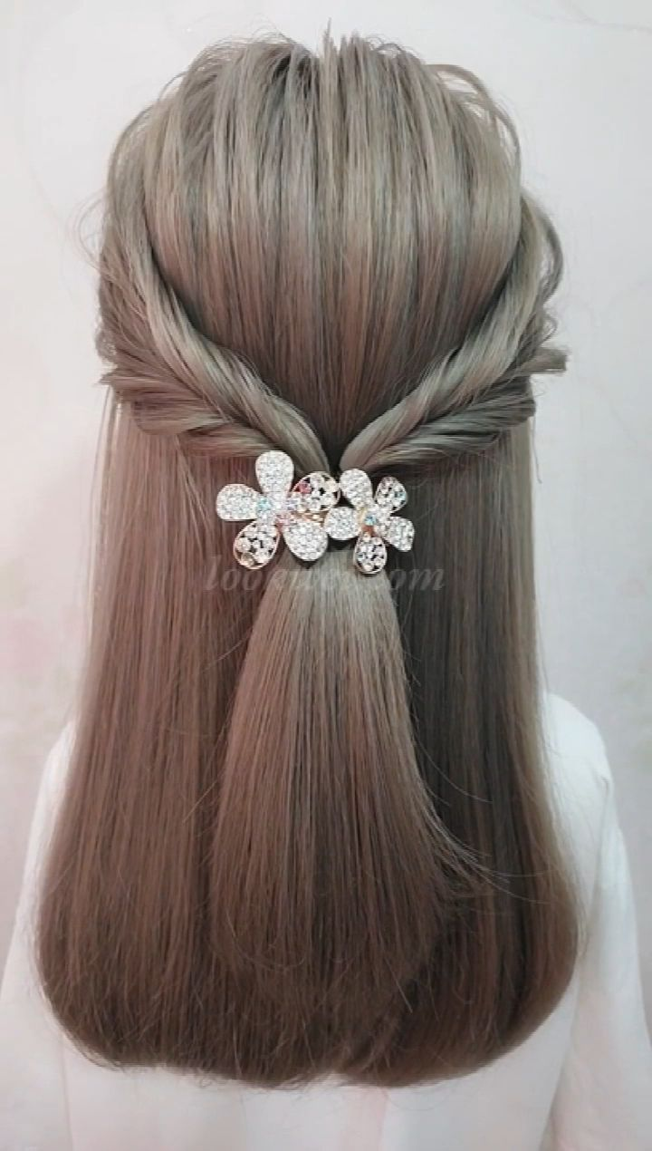 Beautiful Hairstyles for skirts - New Site  Easy hairstyles for
