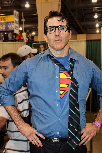 Clark Kent by greyloch, via Flickr