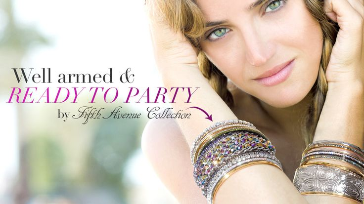 Ready to Party?  25% off all jewellery in July!