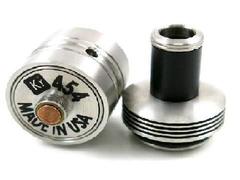 Introducing The 454 Big Block by Kryptonite vapor: This is a sophisticated RDA made in The United States of America. The 454 has a Removable top cap for easy drip access. Also has an adjustable air flow to customize your vape further. Very deep juice well to drip a lot of juice. Also has a delrin drip tip with stainless steel accent, with innovative side air flow. #Vape #eliquid #vapelife #vapor #eciggarette #vapeporn #e-liquid #vapelyfe #ejuice #RDA #coilporn #buildlife
