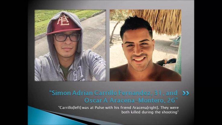 Orlando Shooting| Victims of Pulse Night Club Terror Attack