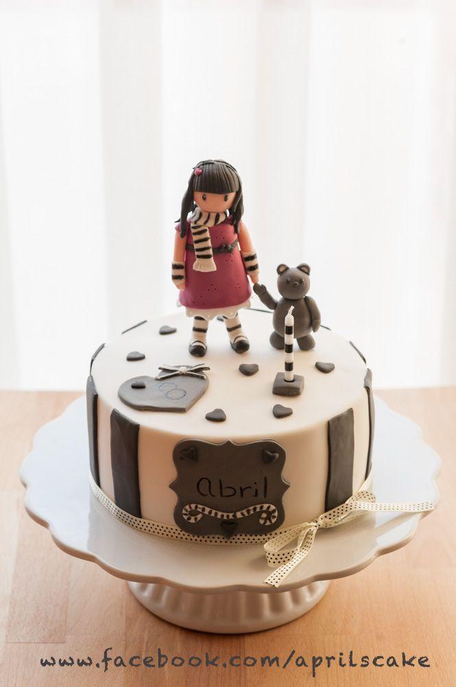 GORJUSS CAKE www.facebook.com/aprilscake