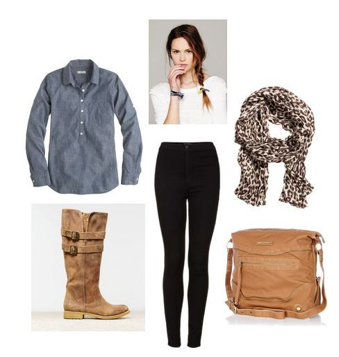 Cute Outfit Ideas Of The Week Edition 13 Scarves