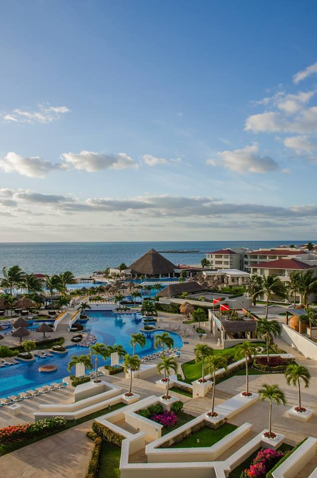 Moon Palace, Cancun! I can't wait to go back. Vacation is booked, and I would leave tomorrow if I could.