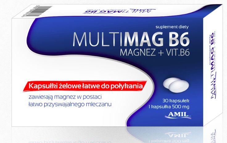 MULTIMAG B6 x 30 capsules
