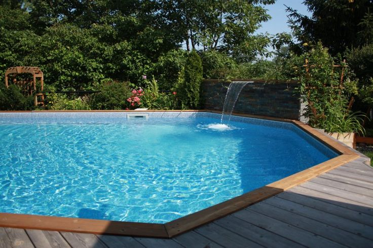 39 best images about pool ideas on pinterest beautiful - Beautiful above ground pools ...