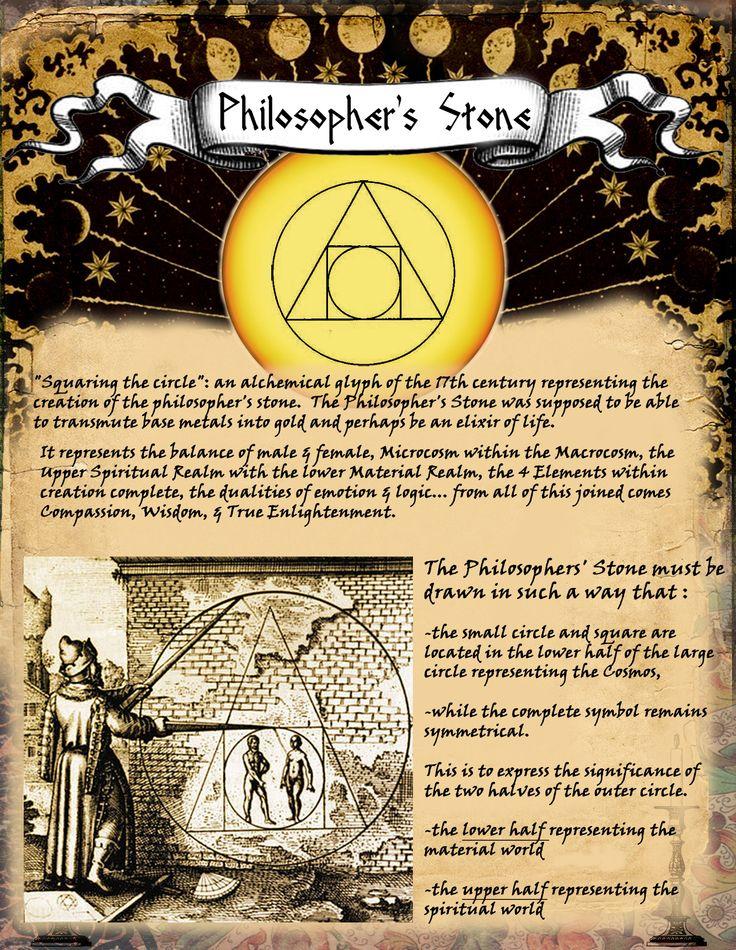 Natural Magic Philosophers Stone