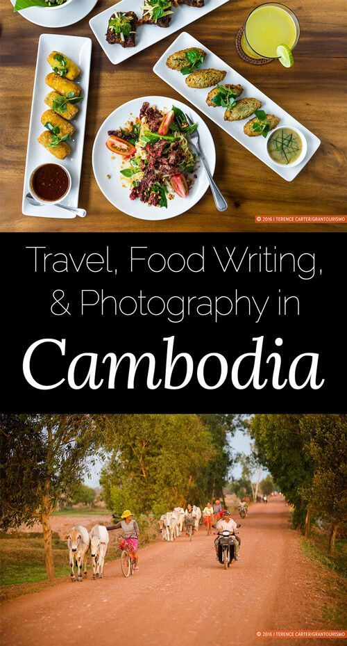 Cambodia Travel & Food Writing & Photography Retreat CulinaryTravel in Asia