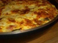 Greek Frittata with Zucchini, Tomatoes, Feta, and Herbs | Recipe