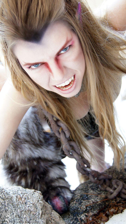 """Krampus"". Model: Foth Photographer/Hair/MUA: Vamp Photo"