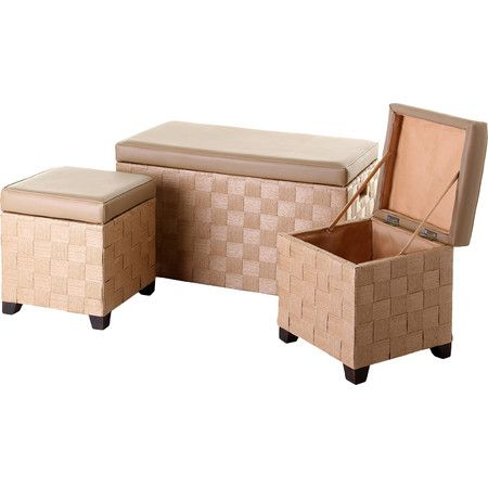 3-Piece Pearl Storage Chest Set  at Joss and Main