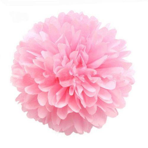 Nice-Tissue-Paper-Pom-Poms-Wedding-Party-Engagement-Nursery-Centerpiece-Decorate