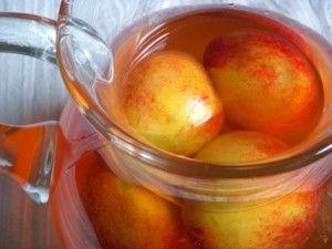 Sweet Peach Tea, peach is my fav right now!!