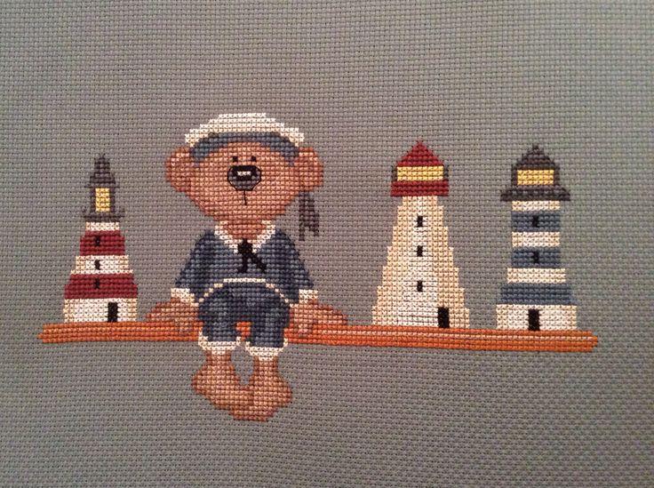 Тедди и маяк