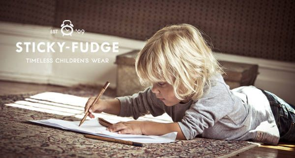 Sticky-Fudge, nationwide, provides kids & baby designer urban casual cotton clothing with a vintage flair http://jzk.co.za/18m
