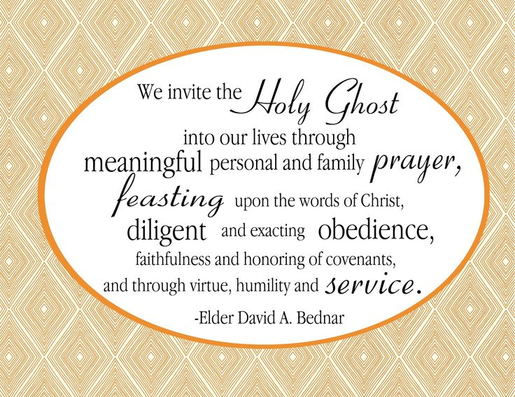Quotes About The Holy Spirit 90 Best Lds The Holy Ghost Images On Pinterest  Holy Spirit Holy .