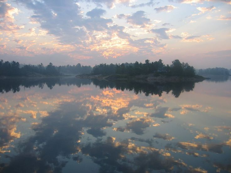mcgregor bay ontario | McGregor Bay... This is my favorite fishing spot...cool to see a pic of it on pinterest