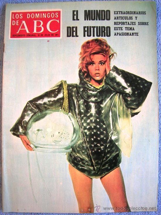 LOS DOMINGOS DE ABC, JULIO DE 1971. JULIAN MARIAS, INFORMATICA, NUEVA YORK MOSCU, EDWARD TELLER,....
