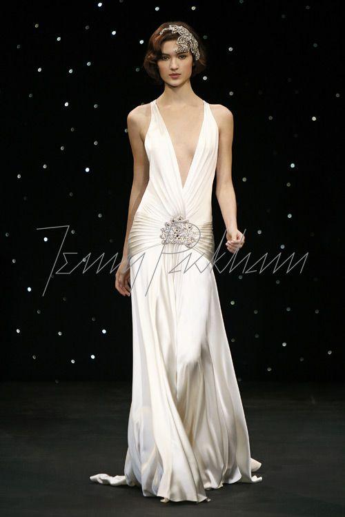 30s Style Wedding Dresses Fashion