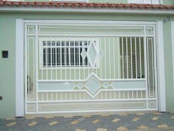 Portões Automáticos Serralheria Em Geral.
