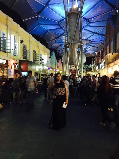 #VeroModa #Singapore #ClarkeQuay