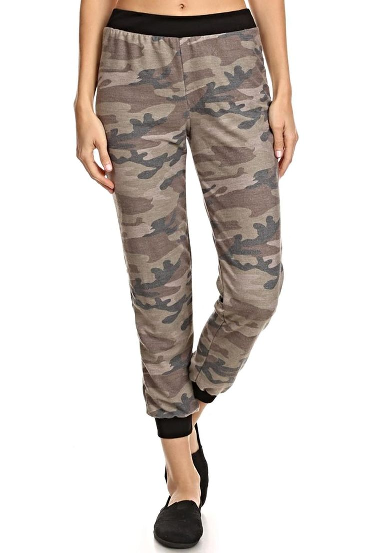 It does not get much more comfortable than this! These super soft pants are perfect for running errands, watching movies and much more. Pair with an oversized sweater or top.   Camo Lounging Pants by Blvd. Clothing - Bottoms - Pants & Leggings - Joggers Chicago, Illinois