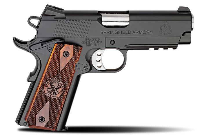 The 1911 Champion™ Operator® Lightweight .45ACP handgun is one of the best you'll find for competition shooting. Purchase this and others at Springfield Armory.