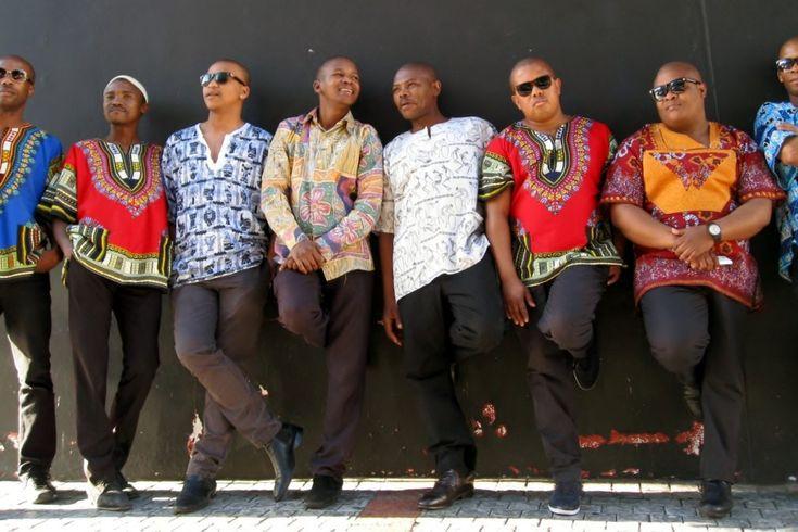 Abavuki's New Sound // A mix of kwaito, samba, jazz and traditional rhythms, Abavuki don't ... Abavuki's New Sound Music Means Sharing, Sharing Means Humanity. Photo: Beverley Gough