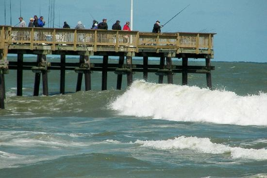 59 best images about a few reasons to visit sandbridge for Va beach fishing pier