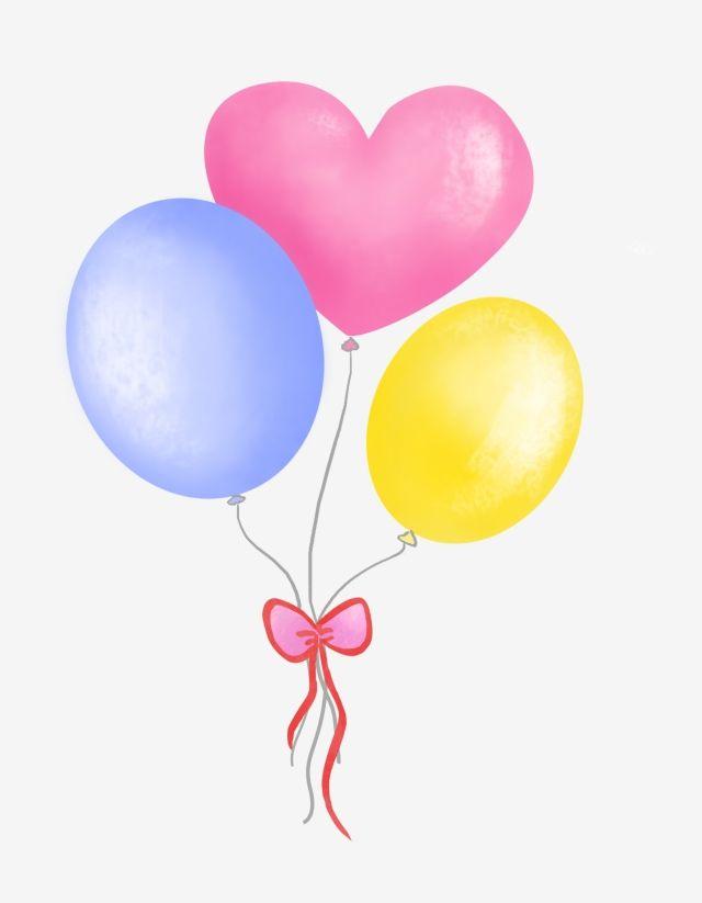 بالون أحمر بالون على شكل قلب بالون أصفر الرسوم التوضيحية الرسوم المتحركة بالون جميل التوضيح بالون الأحمر بالون على شكل قلب Png وملف Psd للتحميل مجانا Balloon Illustration Balloon Cartoon Yellow