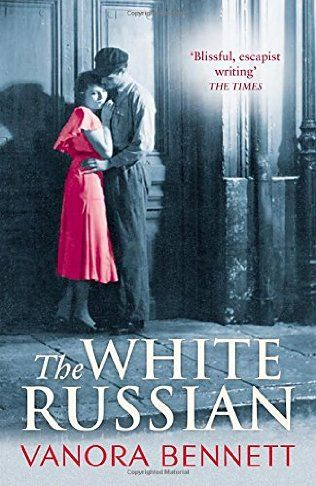book cover of   The White Russian