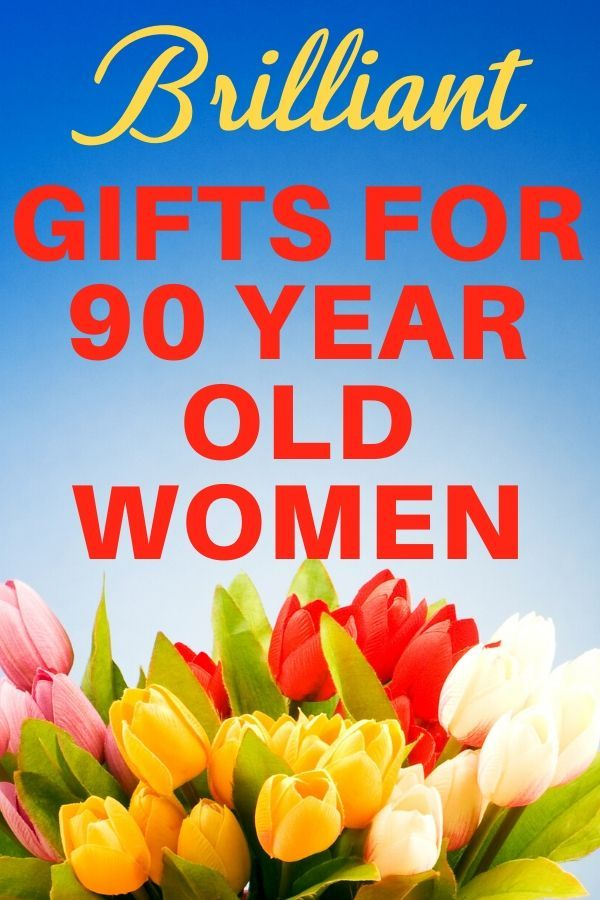 Pin On 90th Birthday Gifts